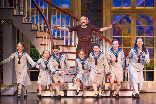 The Sound of Music on Tour at The Kennedy Center- Review by The He Said She Said Experience