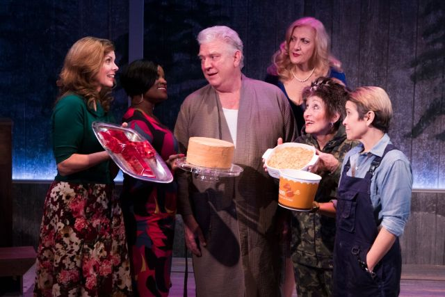 Silver Belles at Signature Theatre- Review by The He Said She Said Experience