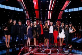 The Voice Season 8- The Top Twelve by The He Said She Said Experience