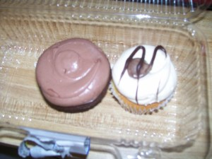 Cupcakes from Giant