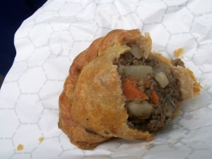 Pure Pasty Co. tradtional beef pie