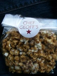 Chef Geoff's Caramel Corn