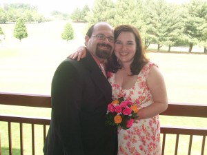 Kari and RJ's Vow Renewal May 2012