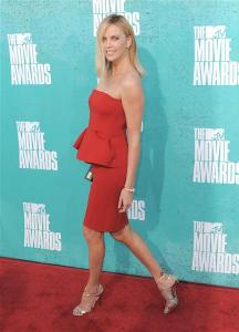 Charlize Theron 2012 MTV Movie Awards