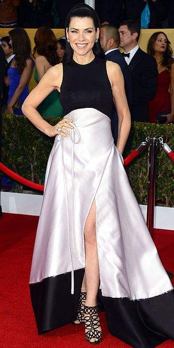 julianna margulies 2013 SAG Awards