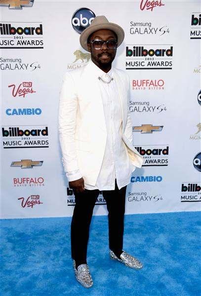 Will.i.am 2013 Billboard Music Awards