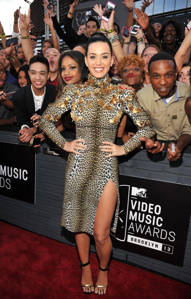 Katy Perry 2013 VMA