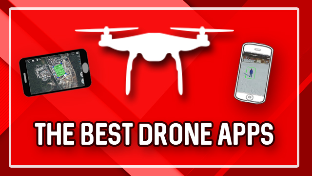 Must Have Apps for the DJI Phantom Drone