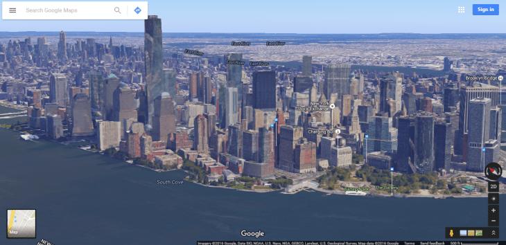 thehightechhobbyist additional tip google maps 3d drone