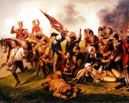 Battle of Camden Facts