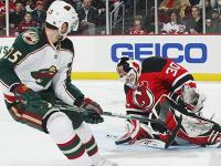 Wild Report: With Sykora, Havlat in Fold, Fletcher Impressing