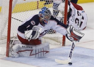 Steve Mason has the potential to steal a series or two for Columbus in the postseason.