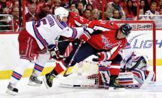 """Capitals Fans Chant """"Rangers Suck"""" as New York Takes 2-0 Series Lead"""