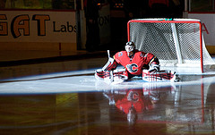 Miikka Kiprusoff (Photo: Scott Mandu - Flickr)