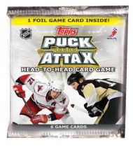 Puck Attax pack