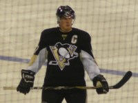 Pittsburgh Penguins captain Sidney Crosby - Photo by Author