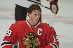 Jonathan Toews (vzonabaxter/Flickr)