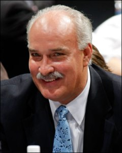New CBJ President of Hockey Operations, John Davidson