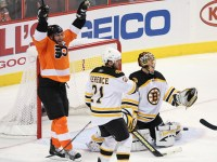 The Flyers stunned the Bruins in the 2010 Eastern Conference Final