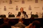 Gary Bettman at World Hockey Summit