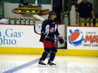 Blue Jackets sniper Nikita Filatov (Dave Gainer/THW)