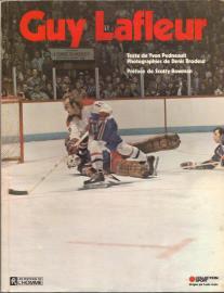 Guy Lafleur 1976 Montreal Forum