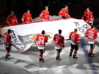 If the Blackhawks want to do this again, there will need to be a few changes - picture by Cheryl Adams