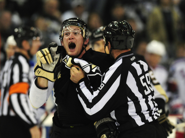 Matt Cooke (Icon SMI)
