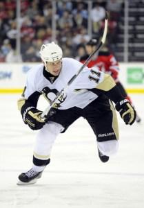 Jordan Staal Penguins hockey player
