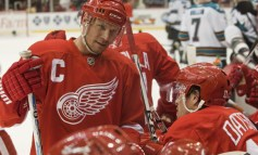 The Empire Strikes Back:  Late Helm Goal Propels Wings to 4-3 Victory
