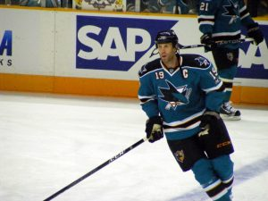 Joe Thornton (Dinur/Flickr)