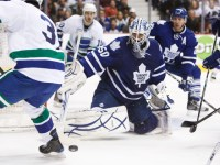 Jonas Gustavsson was sent packing on Saturday (Icon SMI)