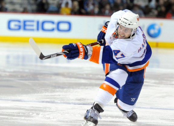 Boston Bruins Trade Targets Andrew MacDonald