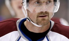 Should #23 be #6 for the Avalanche?