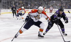 David Booth Takes Tryout With Panthers