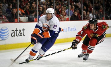 Why the Islanders Shouldn't Trade Kyle Okposo