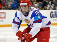 Buchnevich's playing style is close to fellow countryman, Vladimir Tarasenko.