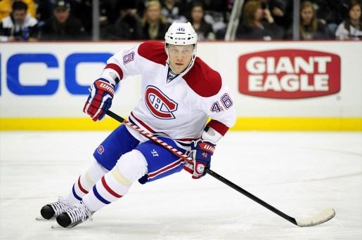 Andrei Kostitsyn Canadiens