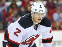Marek Zidlicky Trade Nets Minnesota Wild & NJ Devils An Acceptable Return