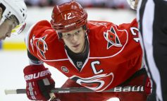 Eric Staal, Carolina Hurricanes Defeat Montreal Canadiens 2-1 in Shootout