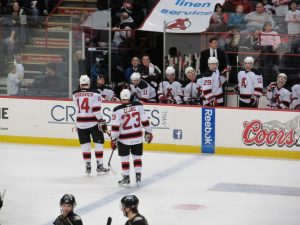 Nathan Perkovich Albany Devils