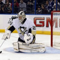 Marc-Andre Fleury Penguins Goalie