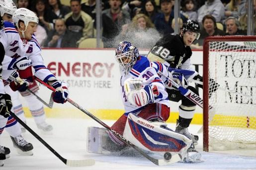 Henrik Lundqvist Rangers best moments