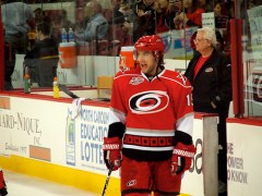 Tuomo Ruutu injury hurricanes