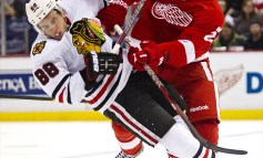 Where Has Mike Commodore Gone? Wings D Being Bitten Hard By Injury Bug