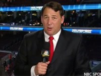 Milbury's tenure as GM of the New York Islanders was rocky to say the least. (NBC Sports)