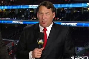 Mike Milbury, New York Islanders