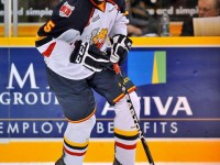 Aaron Ekblad.  (Photo: Terry Wilson/OHL Images)