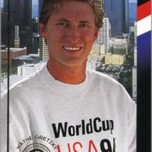 1994 World Cup Soccer #C8 – Wayne Gretzky