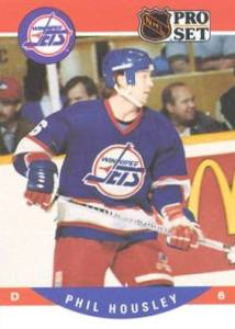 Phil Housley, USA world juniors